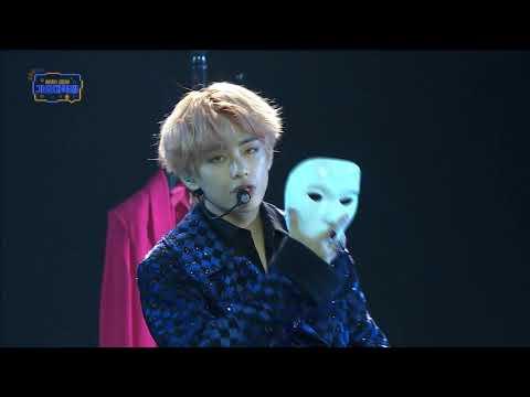 BTS V - Singularity [2018 KBS Song Festival / 2018.12.28]