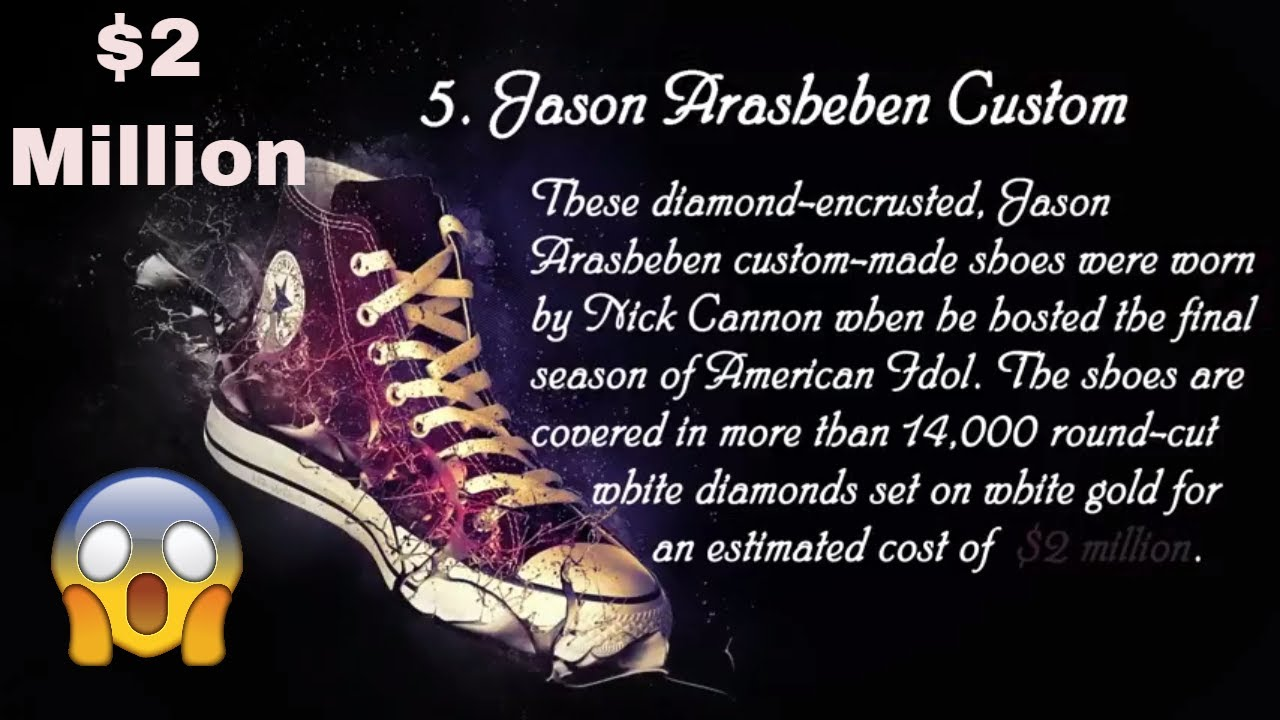 6f03de8a7c9f1c Top 25 Most Expensive Shoes In The World People Can t Afford Easily ...