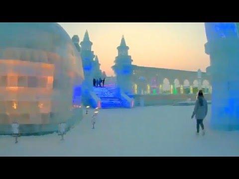 Harbin Ice and Snow Festival 2016