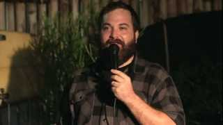 Dave Stone - Living In A Van (comedy Night At Best Fish Taco)