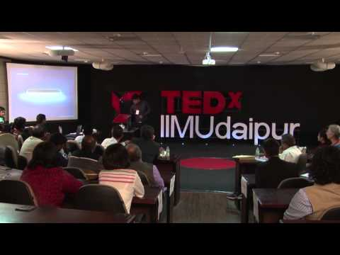 Future of Human Computer interactions | Joshua Fernandes | TEDxIIMUdaipur