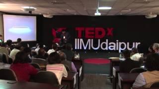 Future of Human Computer interactions   Joshua Fernandes   TEDxIIMUdaipur