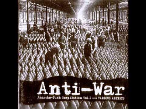 VA Anarcho Punk Vol 1 - Anti War ( FULL )