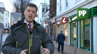 Problem gambler tells his story to BBC Look North