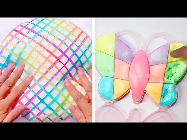 The Most Satisfying Slime ASMR Videos | Relaxing Oddly Satisfying Slime 2019 | 300