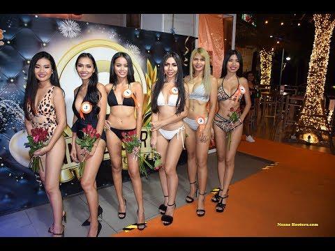 Hooters Of Pattaya Thailand 3rd Anniversary Celebration Part 2