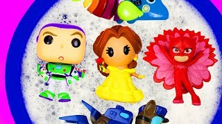 Characters, Colors and Toys for Kids - Learn Names with Paw Patrol