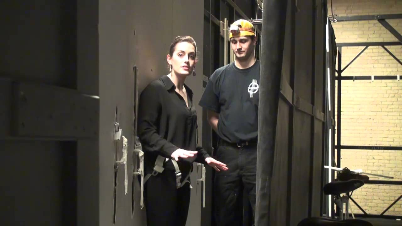 Behind The Scenes At The Magic Flute  How We Fly With Harnesses