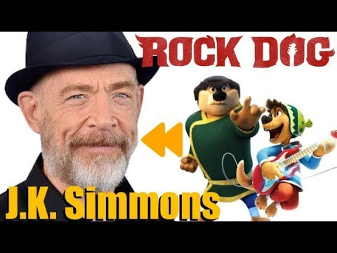 """""""Rock Dog"""" (2017) Voice Actors and Characters"""