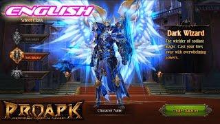 MU Origin English Gameplay : Dark Wizard (iOS/Android)