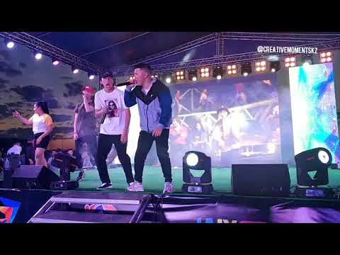 Raim & Artur & Adil - Симпа Live (Уральск, 2019)