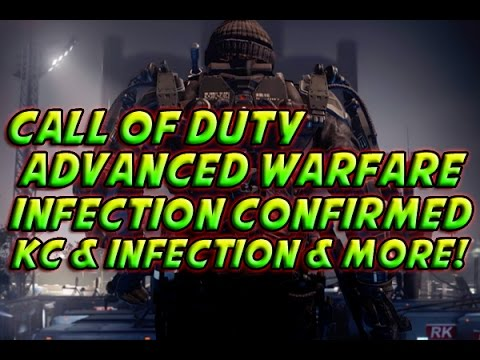 Call of Duty: Advanced Warfare - Infection Confirmed + KC & Infection & More!