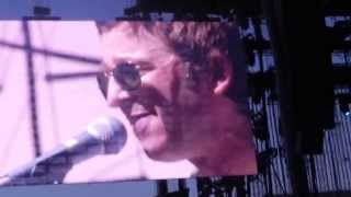 Don't Look Back in Anger- Noel Gallagher @ Coachella 2012 Wekeend 2