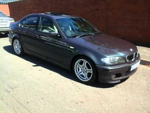 2002 BMW 320I SPORTS PACK INDIVIDUAL MEX Auto For Sale On Auto