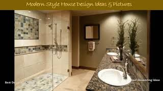 How to make a bathroom tile design | Modern designer floor tile design pic ideas for flooring