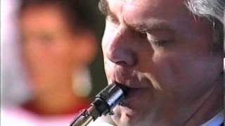 Jan Garbarek plays in the wedding of Haakon and Mette-Marit, 2001