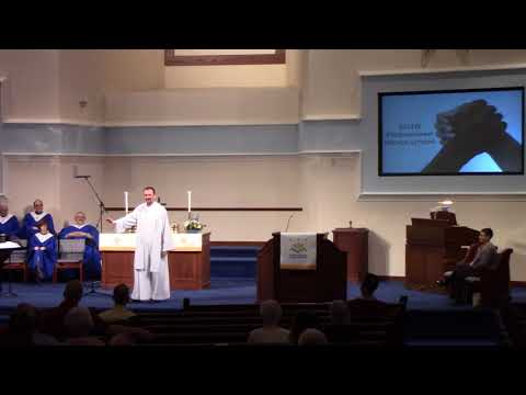 Columbia Heights UMC - 2/4/2018 - The Friendship Revolution: Expectations of Friends