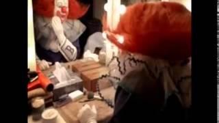 scott spears interviewing joey d auria wgn bozo the clown 10 23 11