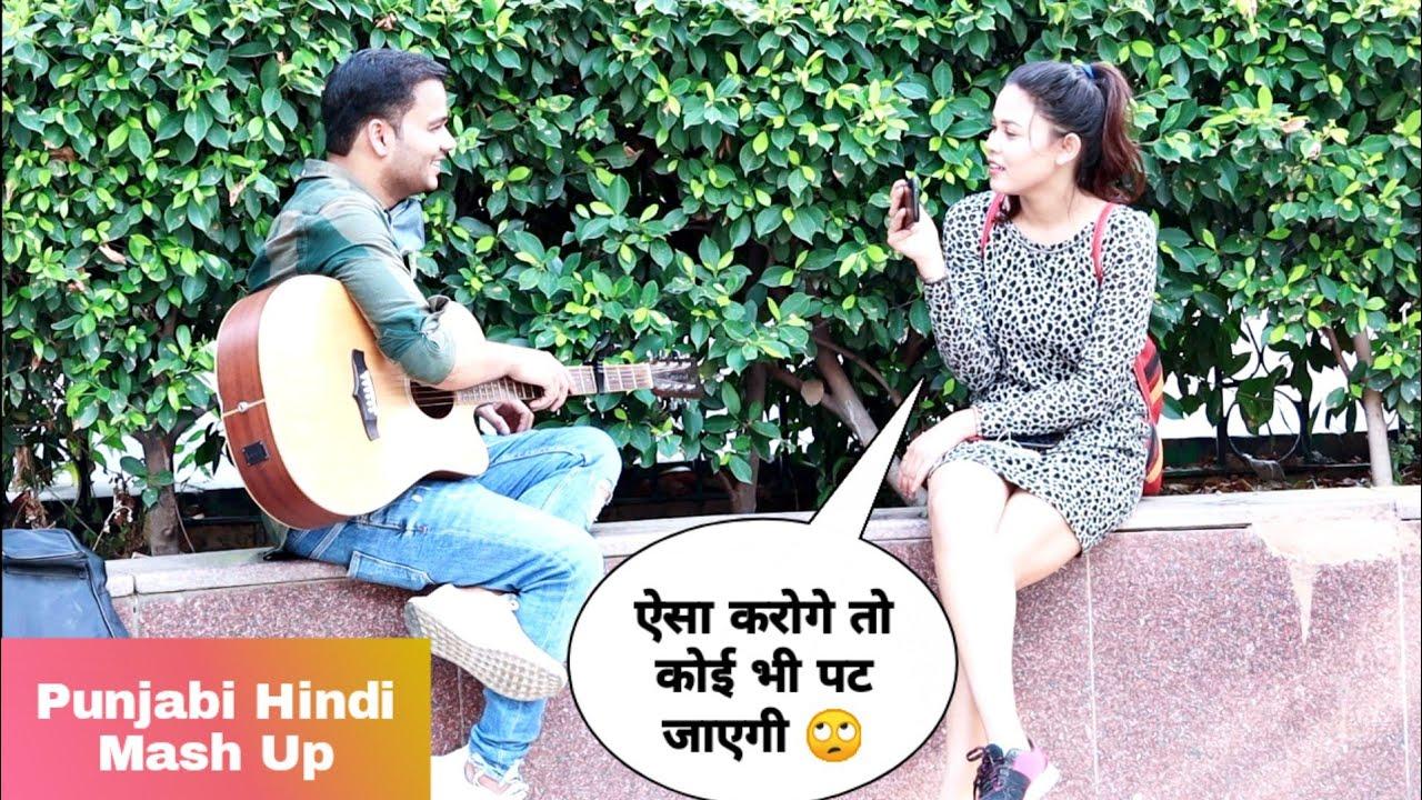 Girlfriend Naraaz Ho Gayi Hai Singing Ki Video Bana Do Prank - 2 On Delhi Girl | Siddharth Shankar
