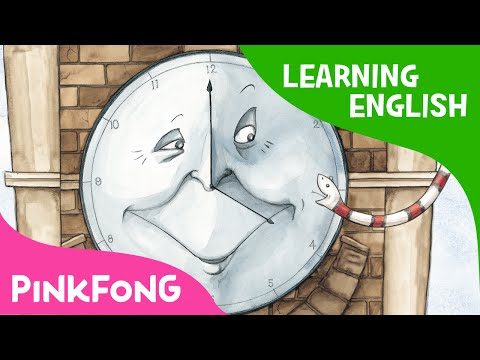 The Old Clock's New Hands | English Learning Stories | PINKFONG Story Time for ChildrenKaynak: YouTube · Süre: 3 dakika34 saniye