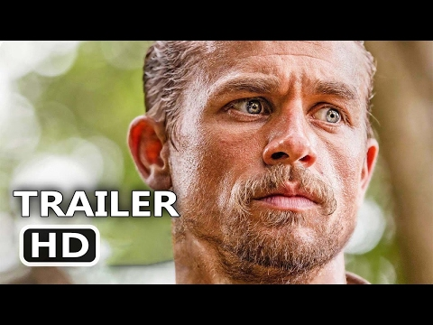 THE LOST CITY OF Z Official Trailer # 2 (2017) Charlie Hunnam, Robert Pattinson Action Movie HD streaming vf