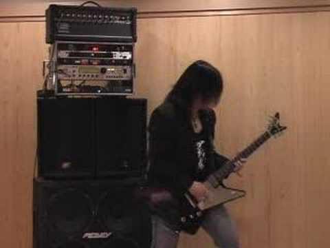 X (X JAPAN) 紅-KURENAI- Guitar Cover