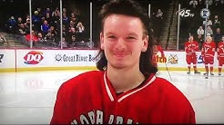2019 Minnesota State High School All Hockey Hair Team
