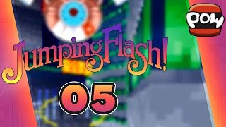 Jumping Flash: Smog City! - 5 - POWplays Replay