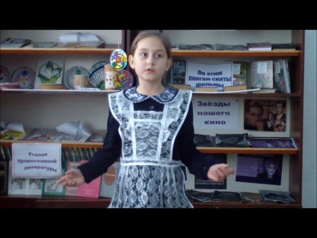 Изображение предпросмотра прочтения – ВладиславаИзмайлова читает отрывок изпроизведения «Евгений Онегин» А.С.Пушкина