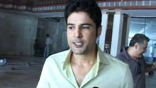 Rajeev Khandelwal And Shiv Pandit Movie at Shaitan Song Picturisation - Bollywood Latest Events