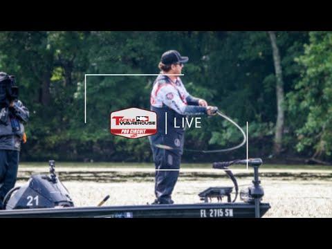 FLW Live Coverage   Lake Chickamauga   Day 2
