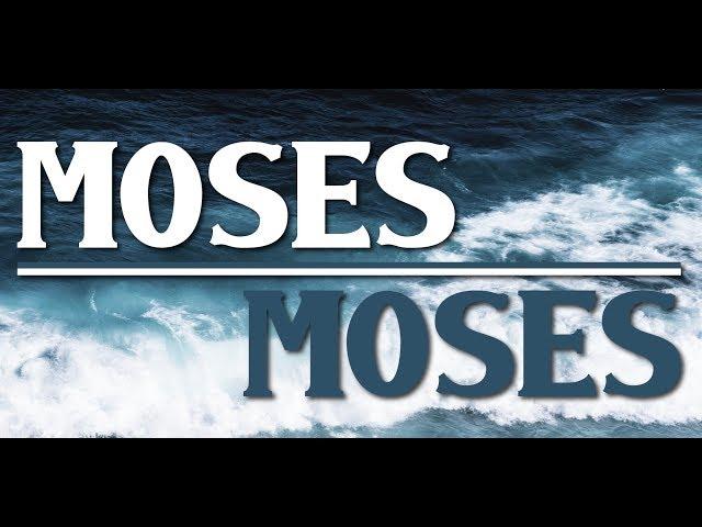 Moses Moses #3