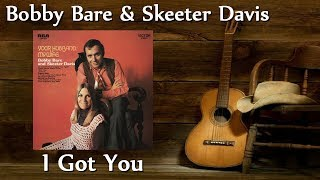 Watch Bobby Bare I Got You video