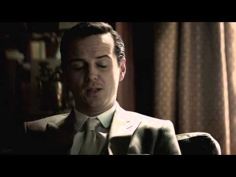 Sherlock/Moriarty - sex in the air