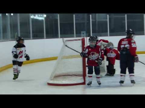 Clippers AE - 9/24/16 - Rylan's Goal 1