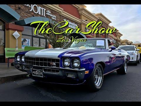 The Car Show Las Vegas Oct 8