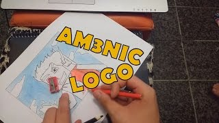 Logo Am3nic (desenho)