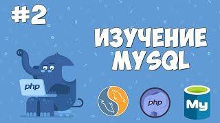 Изучение MySQL для начинающих | Урок #2 - Что такое БД? Как с этим работать?