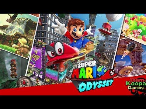 Super Mario Odyssey - Ending the Suspense - TKG 11/16/17