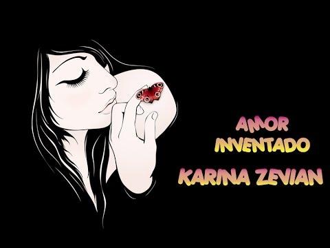 Amor Inventado Karina Zeviani TRILHA SONORA NACIONAL IMPÉRIO (Lyrics Video) HD...