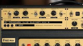 Fender Telecaster & UA Friedman BE 100