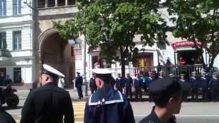 Репетиция парада. Севастополь 07.05.2015(, 2015-05-08T03:53:49.000Z)