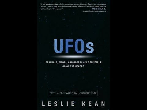 Interview with author and investigative reporter Leslie Kean