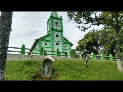 Itapema SC Igreja São João Batista B Sertão do Trombudo