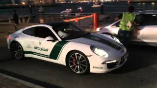 Ken Block´s Dubai Gymkhana?? F-Type, Mustang, 911, California T, MP4-12C