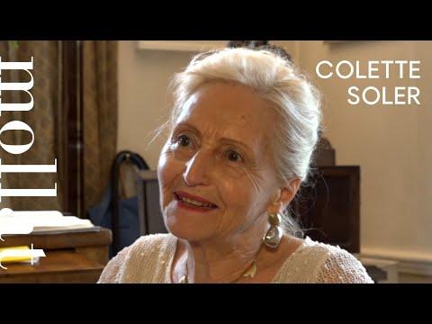 Colette Soler - Lacan, lecteur de Joyce