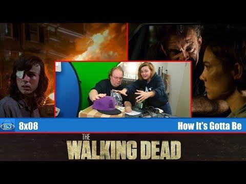 The Walking Dead 8x08 How It's Gotta Be   Serienjunkies-Podcast