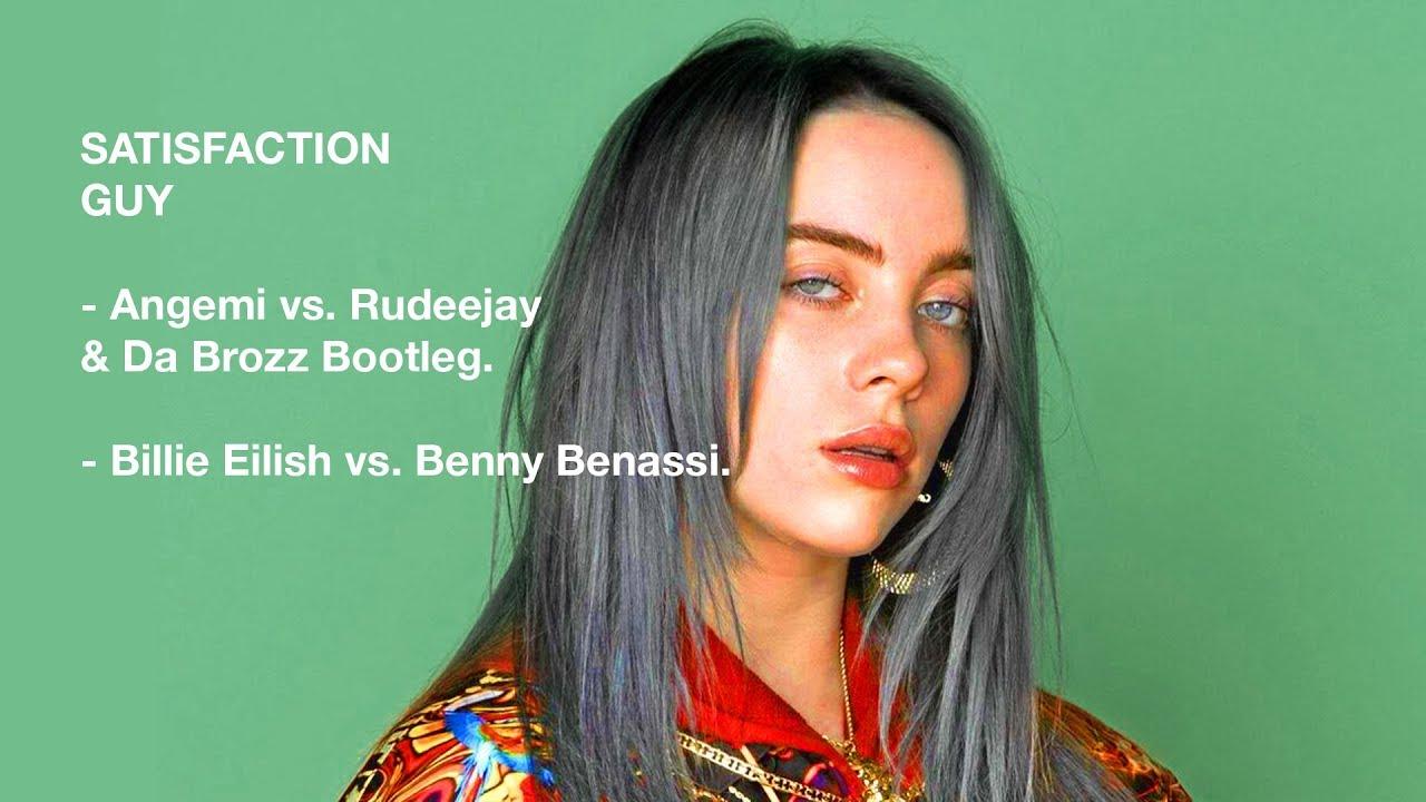 Billie Benassi - Satisfaction Guy (ANGEMI vs. Rudeejay & Da Brozz Bootleg) [SUPPORTED BY TIESTO]