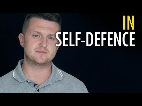 Tommy Robinson: What really happened at Ascot