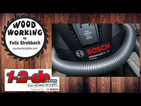 Produkttest Bosch AdvancedVac 20